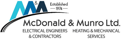 McDonald & Munro Ltd. Electrical Engineers & Contractors